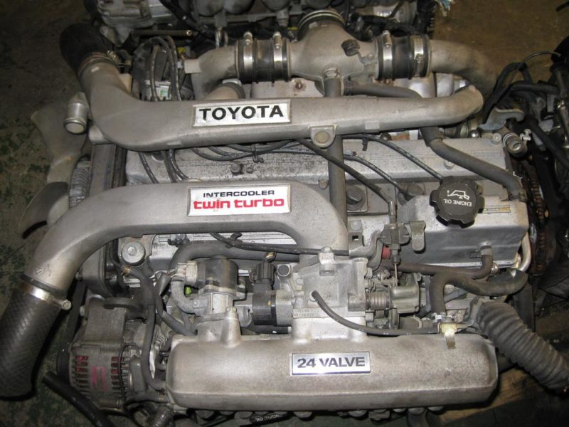 TOYOTA 1G 2.0 24V TWIN TURBO